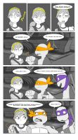 TMNT fan comic: Walks like an Angel part 21 by ActionKiddy