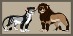 Lion Auction (closed) by Wolfies-Adopties