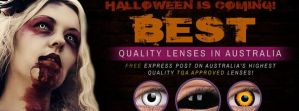 Halloween contact lenses by pimpmyeyes