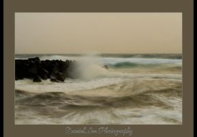 Rough Sea by Ulfhednin