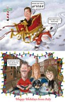 Christmas Card 2010 by Rewind-Me