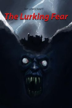 Lurking Fear Cover by dewbious