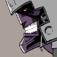 G2 Megatron by Cypher7523