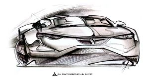 bmw fast sketch 2 by ALIDESING