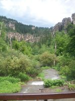 Spearfish Canyon by FurnaceFairy
