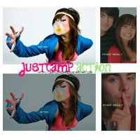 JUSTCAMP action by JustLoveGames
