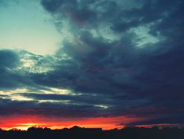 and there it was again by Kostandina