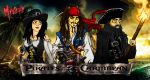 Pirates of the Caribbean Comic by MMystery92