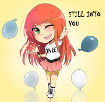 Still Into You by Momokoblu