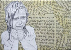 Why Do We Cry When Very Sad? by CGT