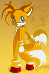 Tails by ElyFlycorn