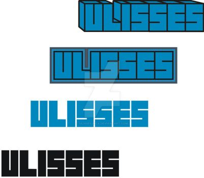 Ulisses Logo by UlissesJuca
