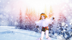 Snow time by ArisuIdzuri