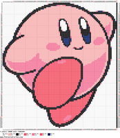 Kirby Pattern by Nenetchy