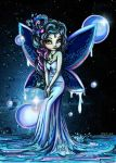 Water Fairy - Colored by JadeDragonne