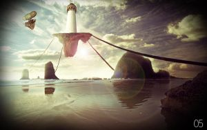 The Lighthouse by O-five