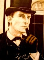 Jeremy Brett :) by M-Asami-the-szilf