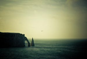 Etretat 2 by Ephemere8