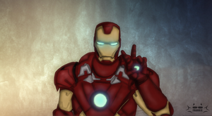 Tony by skullfrankie