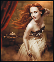 Simone Simons - Crownless by OmarRodriguezV