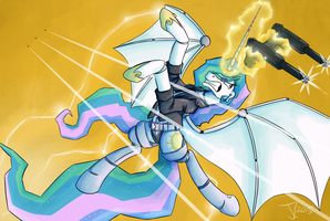 Fanart - MLP. Princess Makolestia by jamescorck