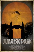 Jurassic Park by PurityOfEssence