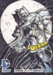 DC new 52 sketch card Artist Proof by refineib73