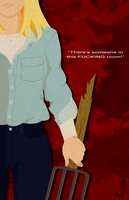 Final Girl: Ginny by Lightengale