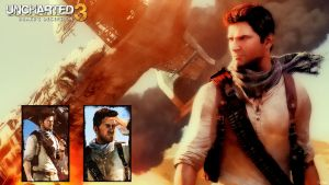 Uncharted 3 by NaughtyBoy83