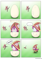 League of Legends - Lulu comic strip by Plasism
