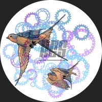 Swallows and chainrings by BecciES