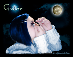 ::.Time's up Coraline.:: by Dark-Piyoko