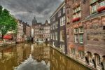 Amsterdam Canals 3 by DanielleMiner