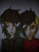 Frank and Gee, MY FIRST SUBMISSION!! by TheKillingJar