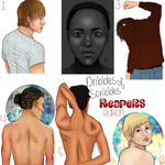 Dribbles of Scribbles - Reaper Edition by TheDivineMissM-94