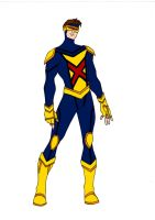 Cyclops Redesign! by Comicbookguy54321