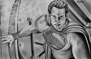Man Of Steel by chairboygazza
