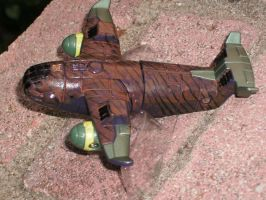 Mudfighter - Alt Mode 1 by Ironhold