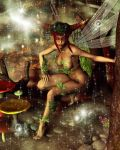 Dryad by vaia