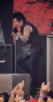 Jacoby Shaddix - Papa Roach 3 by KeithRobinette