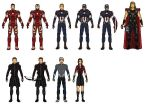 The Avengers: Age Of Ultron by vandersonmetal