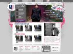 Suit Junky Website by giannastudios