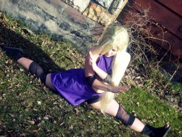 Ino Cosplay by SAXONIZME
