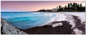 Dawn over Cottesloe by jcantelo