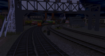 Rusty entering the Other Railway by AtheMighty
