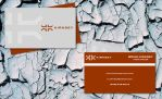kirksey business card by blue2x