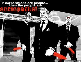 IF CORPORATIONS ARE PEOPLE by AlphaCMT