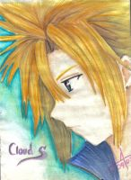 Cloud Strife by NekoStrife