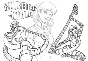 FGE: Rubbermaid Draft by almond077