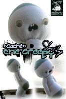 Cache the Creepy Slouchy by cleody